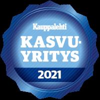 Kauppalehti Kasvuyritys 2021
