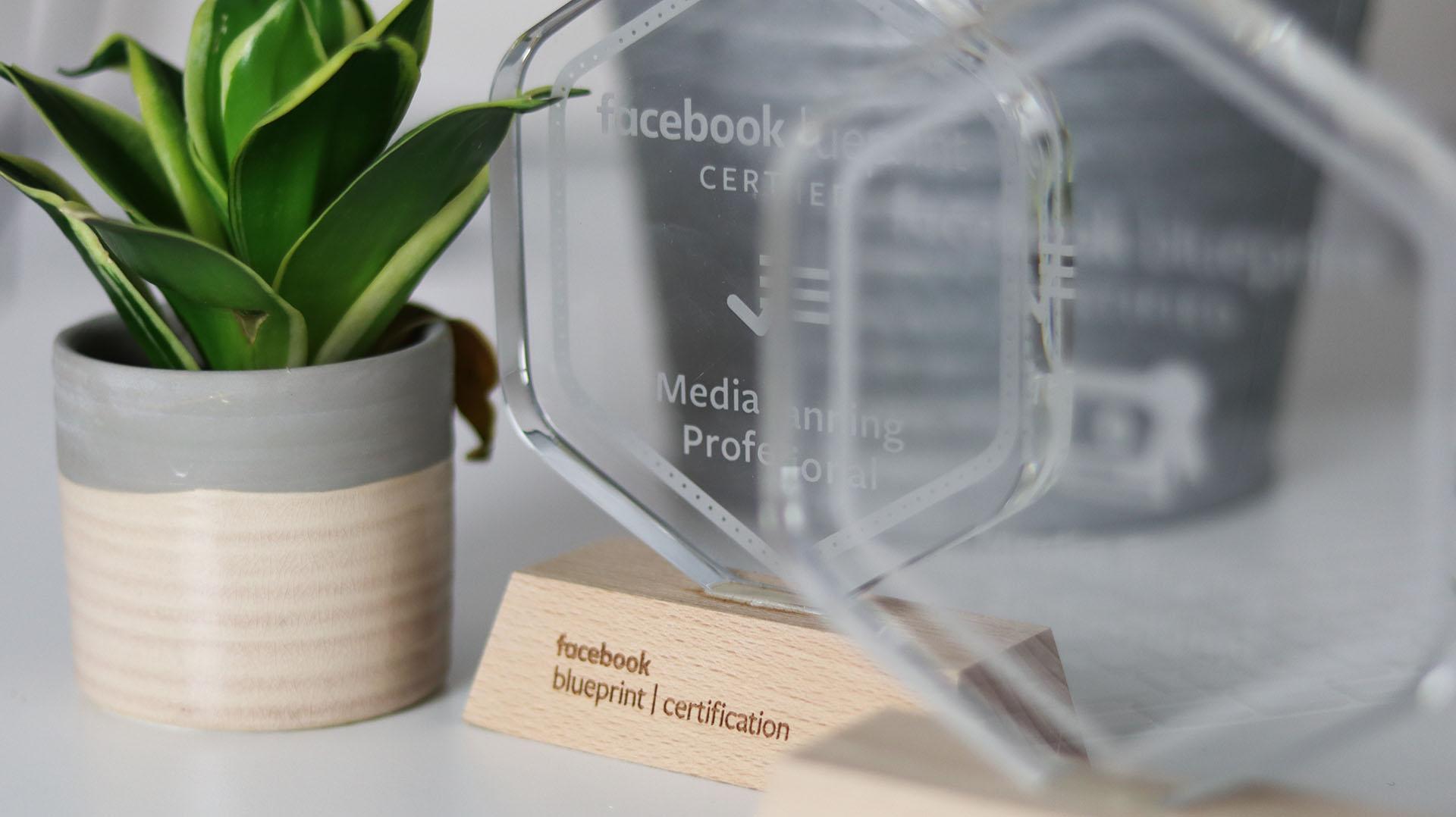 Sertifioitu Facebook-mainonnan ammattilainen