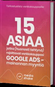 Verkkokaupan Google Ads -mainonta opas